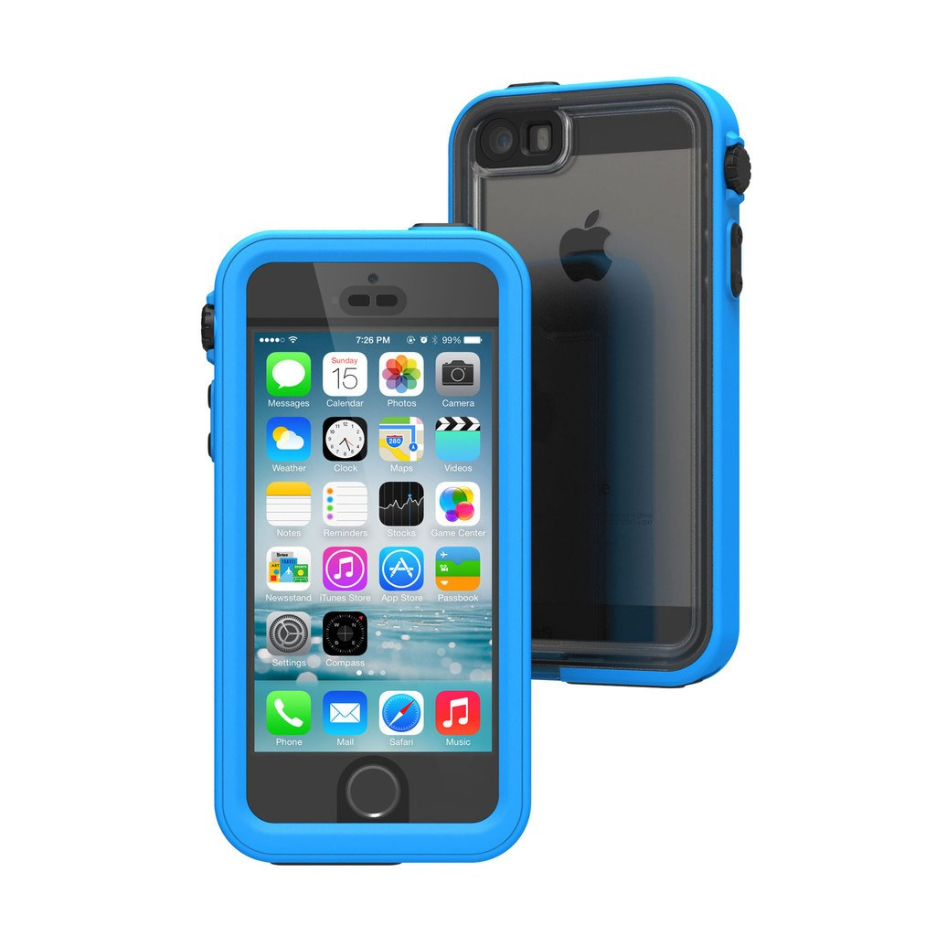 new style ff7d5 d6a0f Catalyst Waterproof & Shockproof Case for iPhone 5/5S/SE