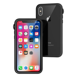 Catalyst Case For iPhone X Impact Protection - Stealth Black