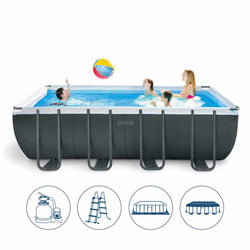 Intex Ultra XTR Rectangular Pool Set - 5.49 X 2.74 X 1.32m