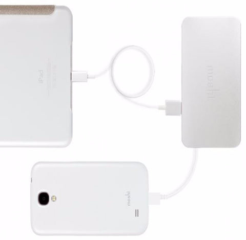 Moshi IonBank 5K with Micro USB Connector - GadgitechStore.com Lebanon - 2