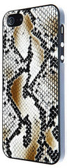 Benjamins Snake Eco Leather For iPhone 5/SE - GadgitechStore.com Lebanon - 1