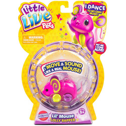 Little Live Pets S3 Lil Mouse Single Pack - Assorted