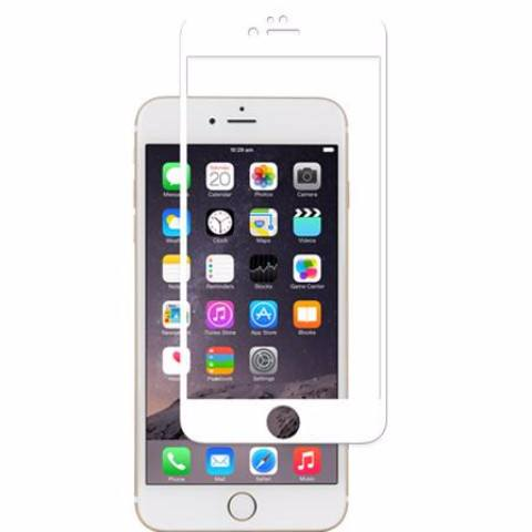 AMAZINGthing iPhone 6/6S 0.20mm Fully Covered TEMPERED GLASS - GadgitechStore.com Lebanon - 3