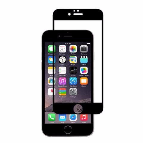 AMAZINGthing iPhone 6/6S Plus 0.33mm Fully Covered TEMPERED GLASS - GadgitechStore.com Lebanon - 3
