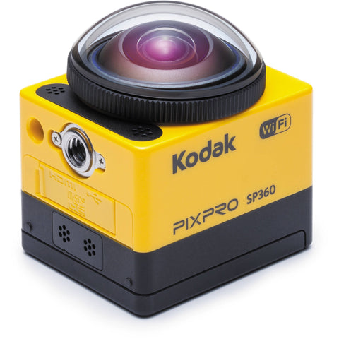 KODAK PIXPRO SP360 Virtual Reality Action Camera - Gadgitechstore.com