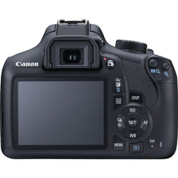 Canon EOD 1300D DSLR Camera with 18-55mm Lens - Gadgitechstore.com