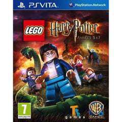 Lego Harry Potter (PS Vita Game)