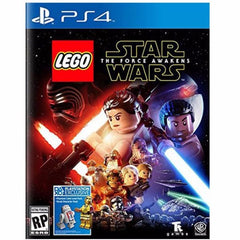 LEGO Star Wars (PS4 Game)