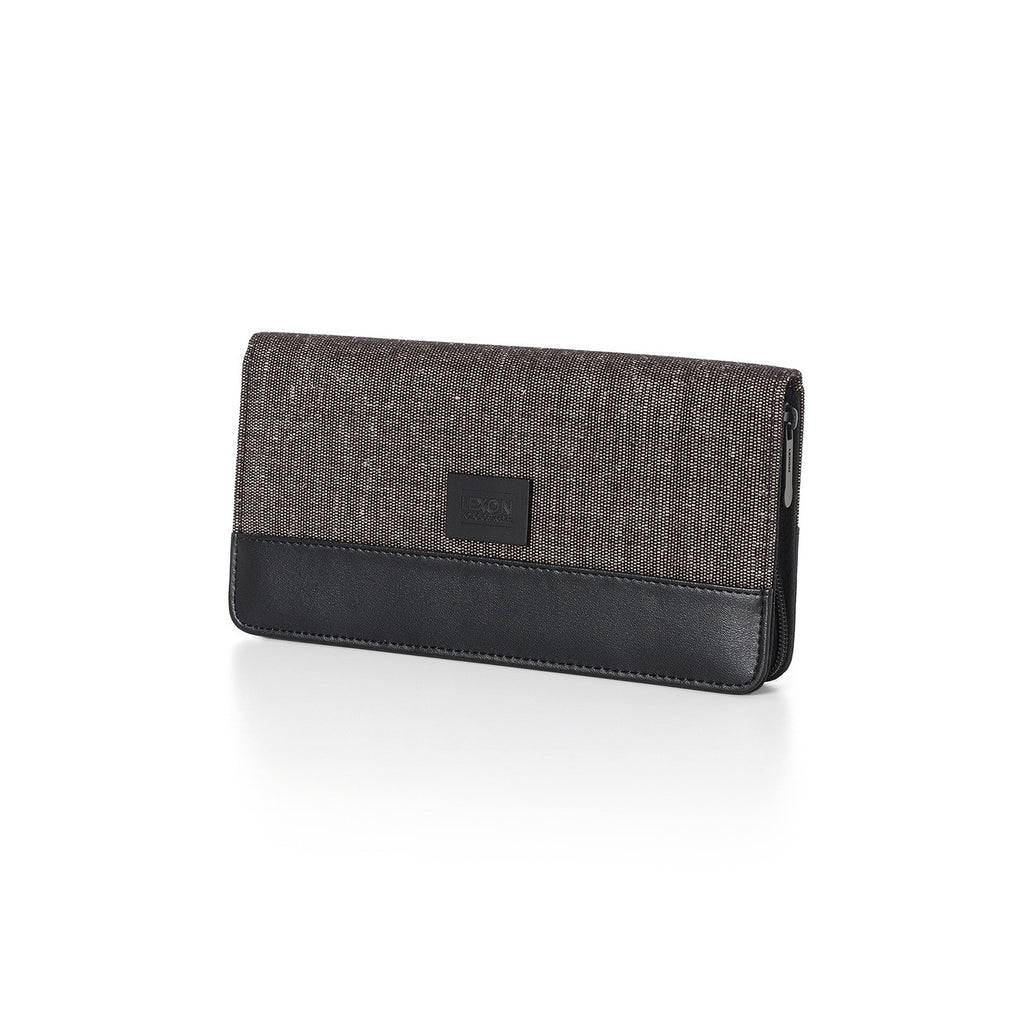 Lexon Hobo Travel Wallet Brown