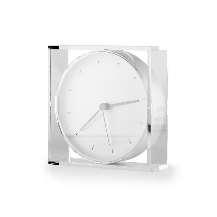 Lexon Void Clock LR140W