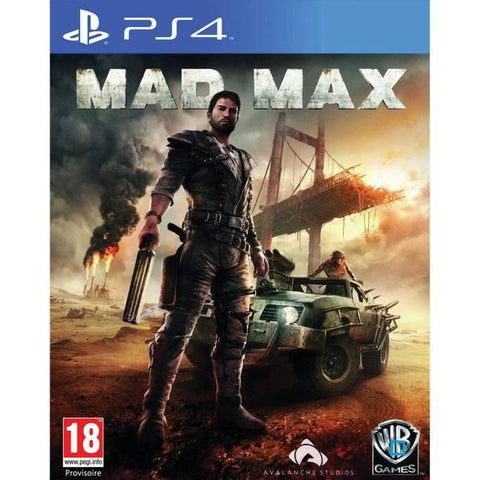 Mad Max (PS4 Game)