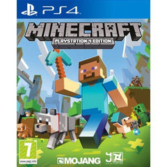 Minecraft (PS4 Game)