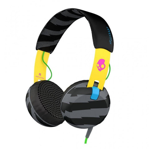Skullcandy Grind On-Ear Headphones with Built-In Mic and Remote - GadgitechStore.com Lebanon - 7