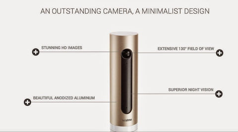 NETATMO WELCOME CAMERA WITH FACE DETECTION - GadgitechStore.com Lebanon - 3