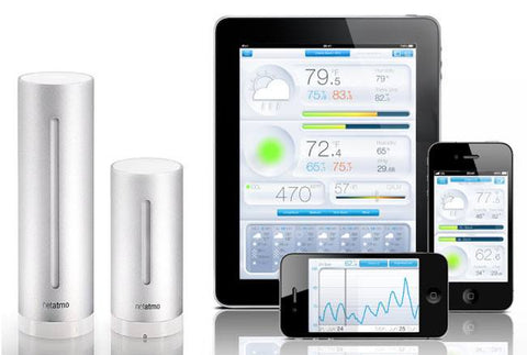 Netatmo Weather Station - GadgitechStore.com Lebanon - 1