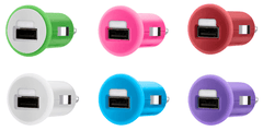 Belkin SINGLE MICRO CAR CHARGER 1A - GadgitechStore.com Lebanon - 1