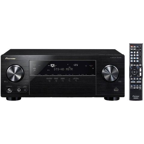 Pioneer VSX-830 A/V Receiver 5.2-Channel