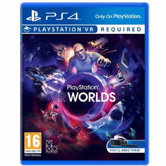 Playstation VR Worlds (PS4 Game)