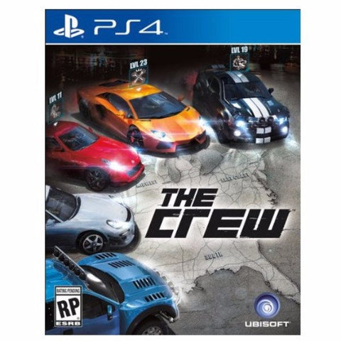 The Crew (PS4 Game) - Gadgitechstore.com