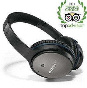 Bose QuietComfort® 25 Acoustic Noise Canceling® headphones - Gadgitechstore.com