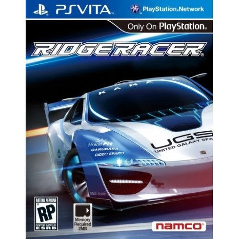 Ridge Racer (PS Vita Game)