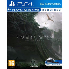 Robinson: The Journey VR (PS4 Game)