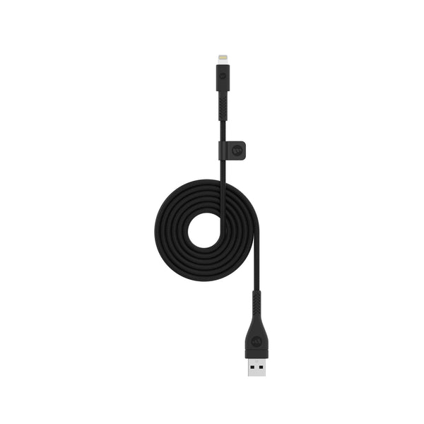 Mophie Pro Cable Series 2M Lightning - Black