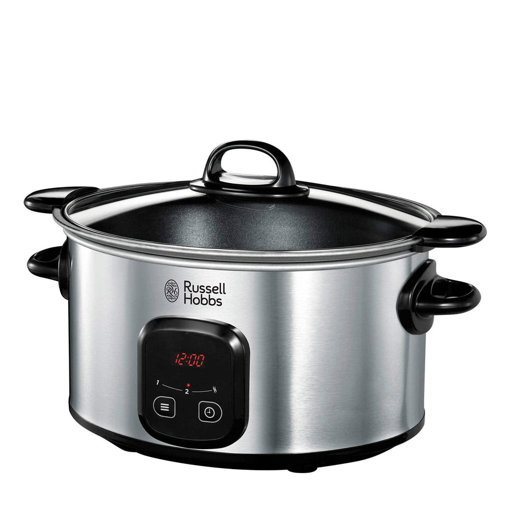 Beurer Ks25 Rvs.Russel Hobbs Maxicook 6l Searing Slow Cooker 22750 56