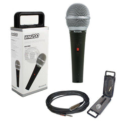 Numark WM200 Handheld DJ Microphone With Lead