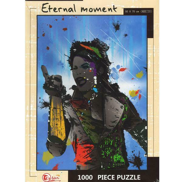 Eternal Moment Michael Jackson Puzzle 1000 pcs