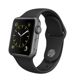 Apple Watch Sport Silver Aluminum Case 42MM - GadgitechStore.com Lebanon - 1
