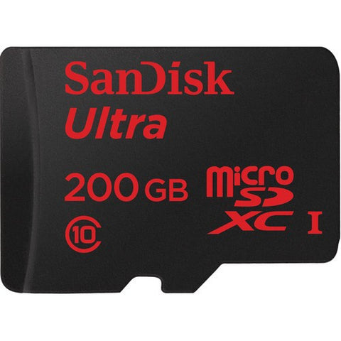 SanDisk microSDHC Memory Card Ultra Class 10 UHS-I with microSD Adapter - Gadgitechstore.com
