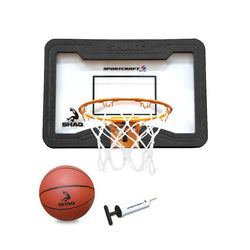Sports Craft Shaq Attack Over the Door Hoop with Sound