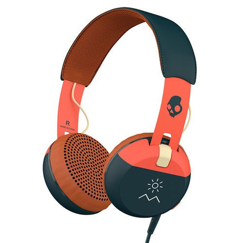 Skullcandy Grind On-Ear Headphones with Built-In Mic and Remote - GadgitechStore.com Lebanon - 3
