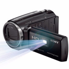 Sony HD Handycam with Built-In Projector HDR-PJ670