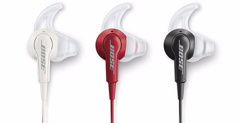 Bose SoundTrue™ in-ear headphones — iOS models - Gadgitechstore.com