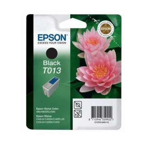Epson T013 Black Ink Cartridge (T013401)