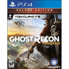 Ghost Recon Wildlands Deluxe Edition (PS4 Game)
