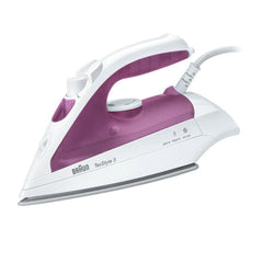 BRAUN TexStyle 3 Steam iron TS320C