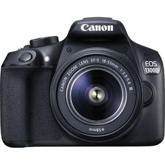 Canon EOD 1300D DSLR Camera with 18-55mm Lens