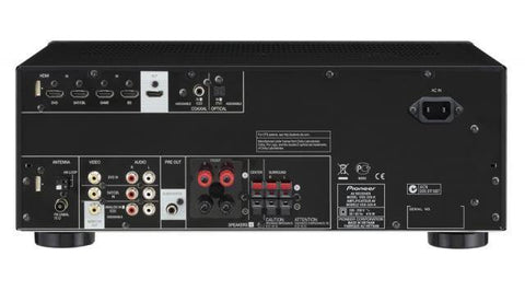 Pioneer VSX-329 A/V Receiver 5.1 Channel