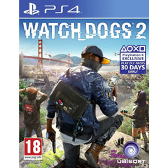 Watch Dogs 2 (PS4 Game)