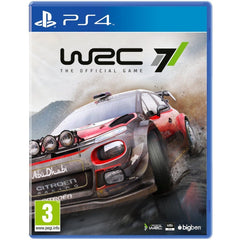 WRC 7 (PS4 Game)