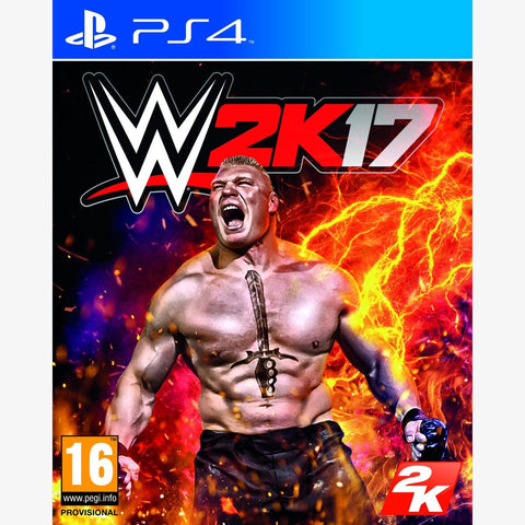 WWE 2K17 (PS4 Game)
