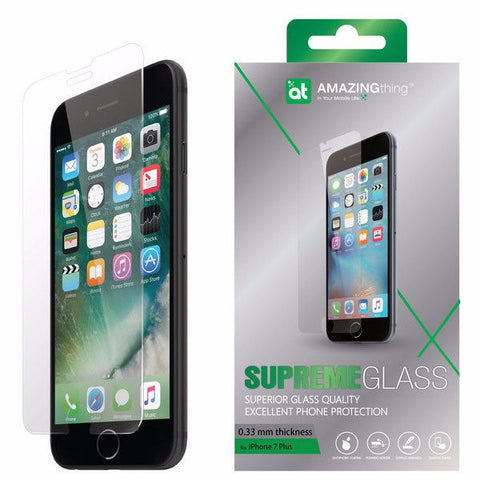 AMAZINGthing iPhone 7 Plus 0.33mm Supreme Glass (Crystal)