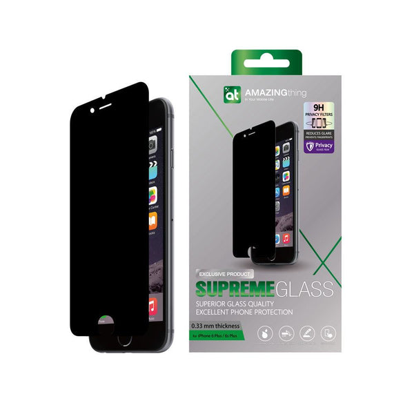 AMAZINGthing IPHONE 6/6S PLUS PRIVACY SCREEN PROTECTOR - Gadgitechstore.com