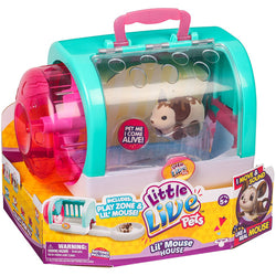 Little Live Pets S3 Lil Mouse House