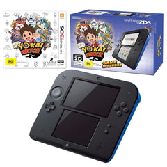 Nintendo 2DS Yo-Kai Watch Bundle + 2 GAMES