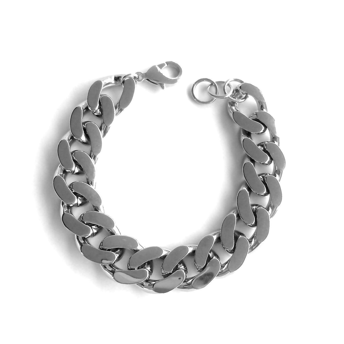 Metal Chain Bracelet - Chainless Brain
