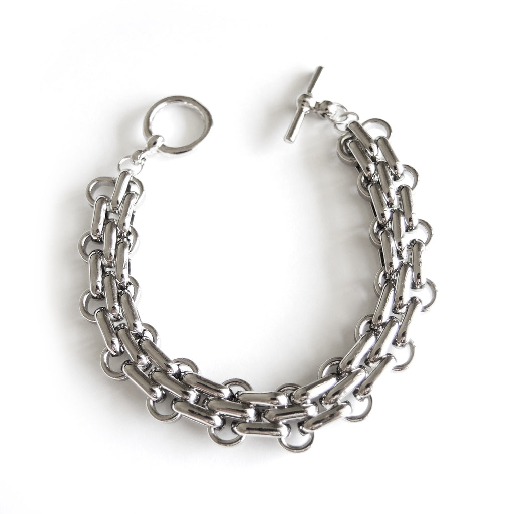 Panther Chain Bracelet (unisex) - Chainless Brain - 1